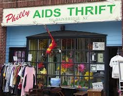 HAPPY 8th BIRTHDAY PHILLY AIDS THRIFT!